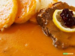 Fesa francese all'arancia