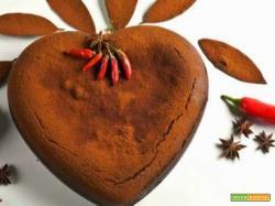 Torta di cioccolato al peperoncino: un dolce afrodisiaco