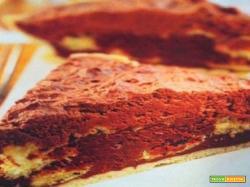 Ricetta antispreco: Crostata al pandoro e gianduia