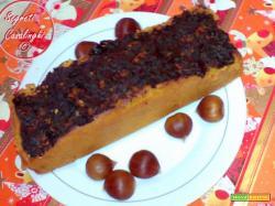 plumcake castagne