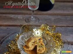 Cantucci al parmigiano e pistacchi...ed è ancora Christmas Edition!