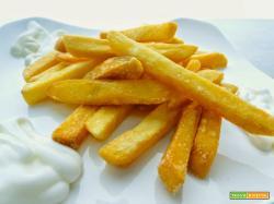 Patatine fritte? Meglio light e biologiche! Ecco come prepararle