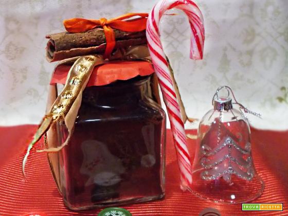 Preparato per cioccolata calda Gianduia e cannella