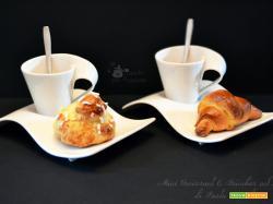 Mini Croissant e Brioches col Tuppo di Pasta Brioche