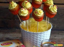 Mini cupcakes alla vaniglia