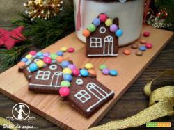 Ricette in barattolo: biscotti al cacao speziati