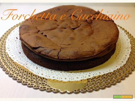 Torta al cioccolato nuvola di Nigella Lawson