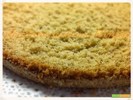 Pan di Spagna sofficissimo senza lievito