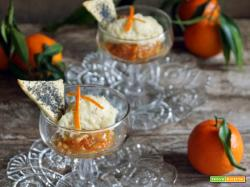 Baccalà mantecato con marmellata di clementine e Buon Anno!