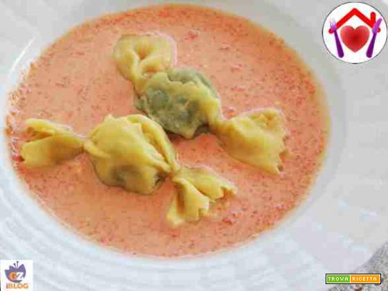 Caramelle salate   Pasta ripiena