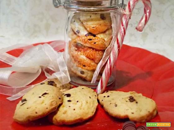 Biscotti al marsala con lievito madre