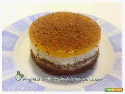 Yogurt cake vaniglia e arancia