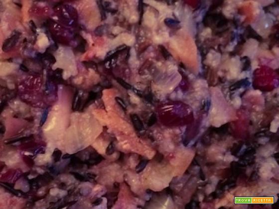 Ricetta risotto con pancetta e cipolla