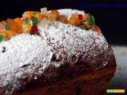 Plumcake ai canditi, ricetta con pasta madre
