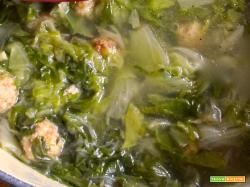 Le ricette di Nonna Anna: la minestra dei bimbi