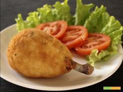 Coscia di pollo in crosta (Coxa-creme de frango)