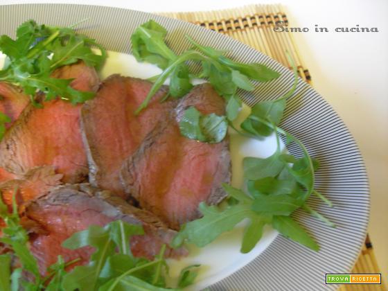 Roast beef all'inglese