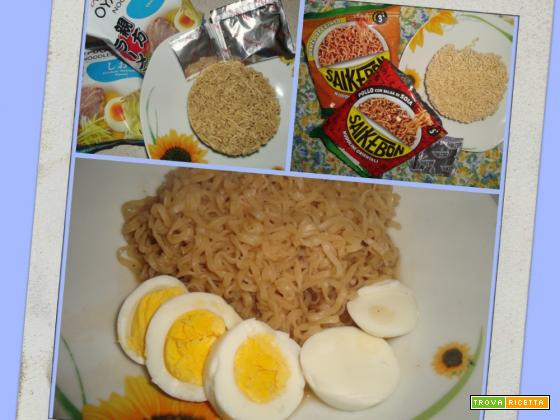 NOODLES GIAPPONESI FAST & FURIOUS