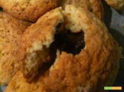 Bimby, Biscotti con Cuore di Marmellata