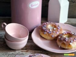 Donuts (o quasi) al forno per dire al tuo amore Buongiorno!