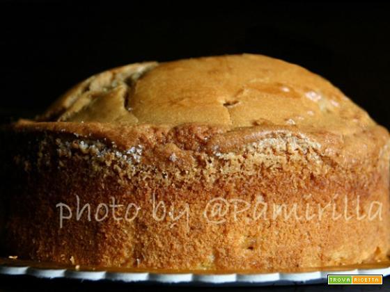 Cake alla panna. Pensieri scomposti, colori e scatoloni