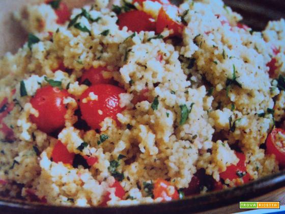 Cuscus ai pomodorini