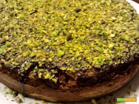 Torta ai pistacchi – ricetta