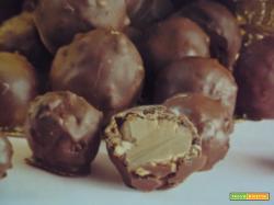Praline di cioccolato alle nocciole