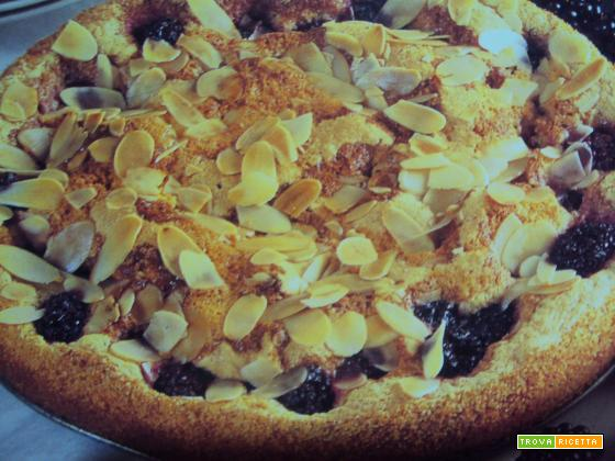 Torta alle more