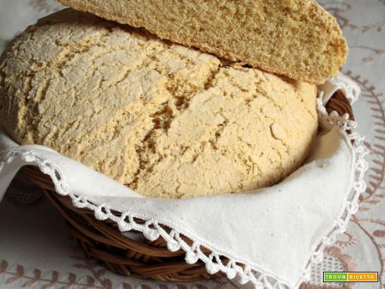 Pane di mais (Broa de milho)