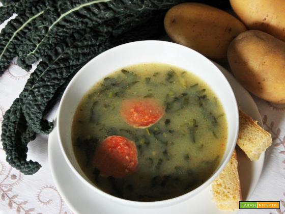 Zuppa verde (Caldo verde)