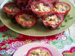 Sbricioline con farina di riso e confettura (gluten free)