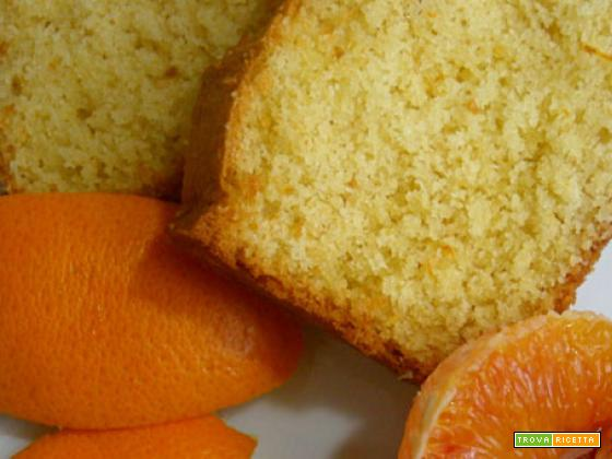Plumcake all'arancia – Ricetta