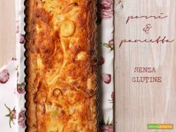Quiche con porri e pancetta senza glutine per MTC 46