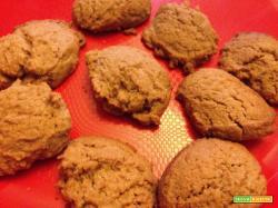 Con e Senza Bimby, Biscotti alla Quinoa e Amaretti