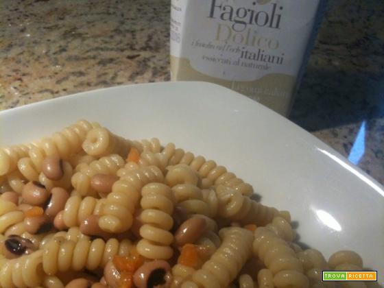 Con e Senza Bimby, Pasta e Fagioli Dolico