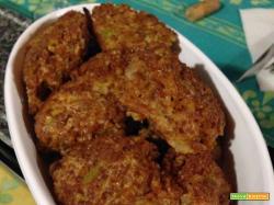Con e Senza Bimby, Polpettine di Quinoa e Zucchine