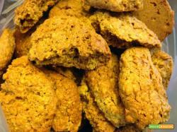 Con e Senza Bimby, Biscotti ai Fiocchi d'Avena