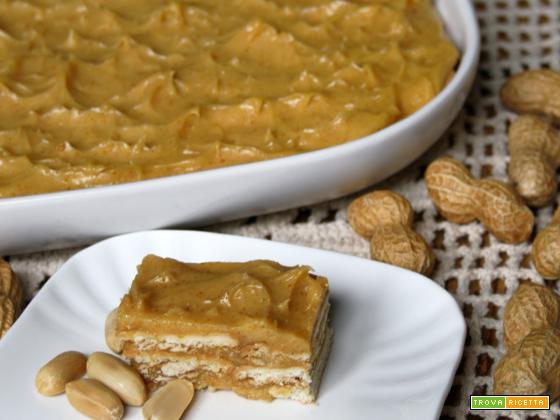 Pavé d'arachidi (Pavê de amendoim)