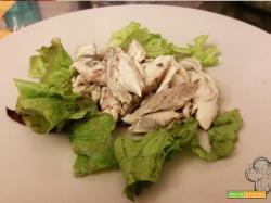 Nasello ad insalata