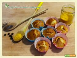 Muffins di riso ai mirtilli (senza glutine)