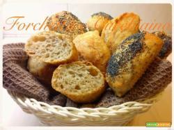 Bocconcini di pane velocissimo senza impasto