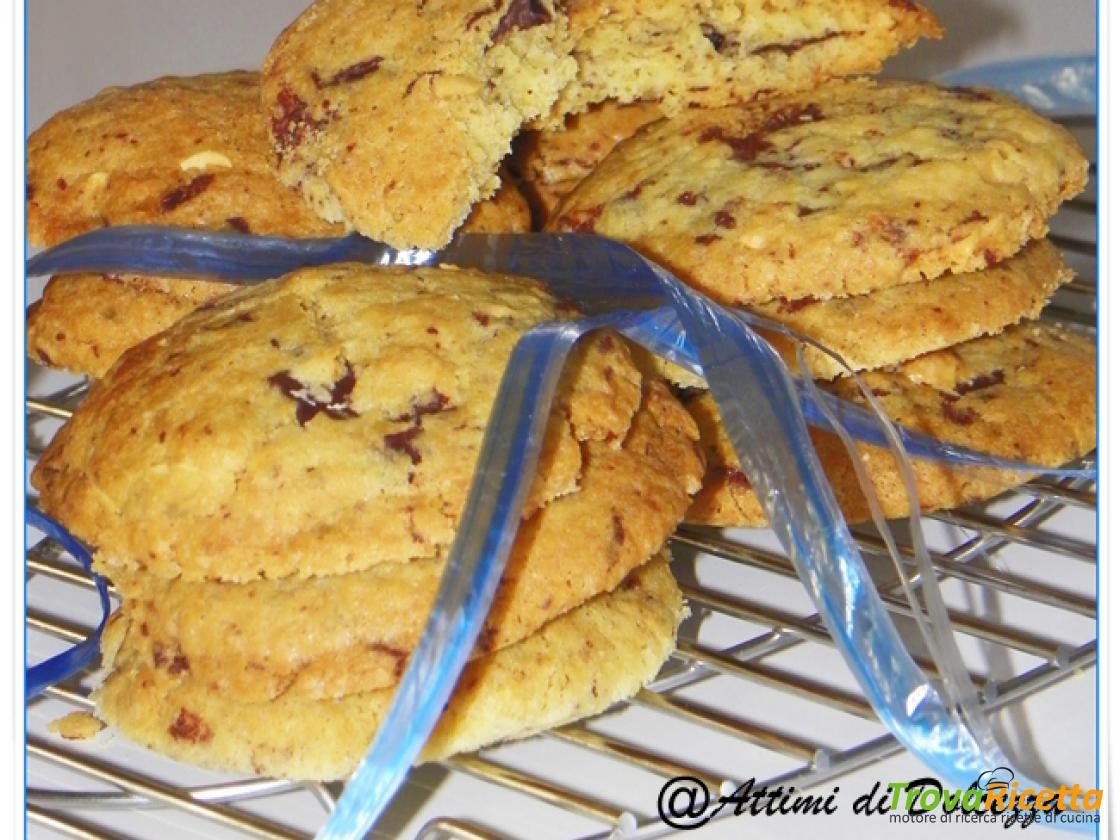 CHOCOLATE CHIP COOKIES - Ricetta