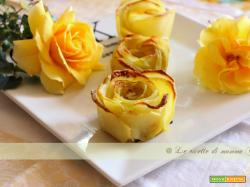 rose di patate al forno
