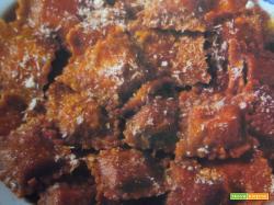 Ravioli alla farina di segale