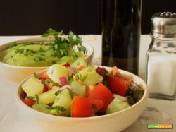 Insalata di chayote (Salada de chuchu)