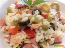 Insalata di riso – ricetta