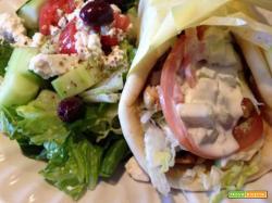 Gyros pita greca – ricetta