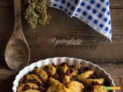 Gnocchi di semolino mediterranei (ricetta senza lattosio)