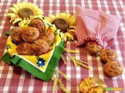 Ricetta Muffin golosi al pomodoro
